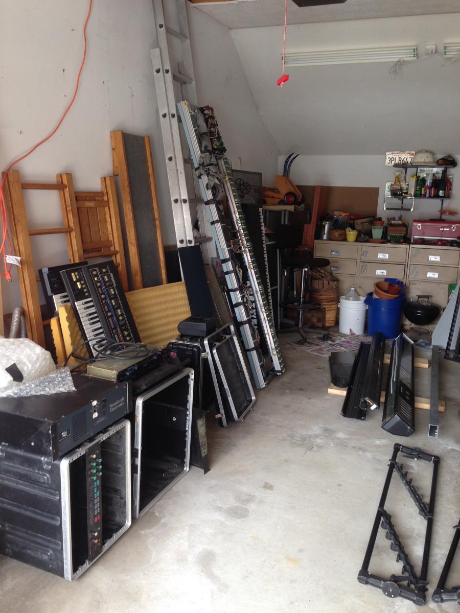 The Studio Project, Part One – The Coredark Notebooks