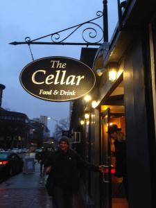 The Cellar, Mass Ave near Harvard Square