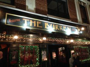 The Burren, Davis Square