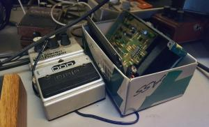 More stompboxes ...