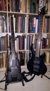 Basses and the library